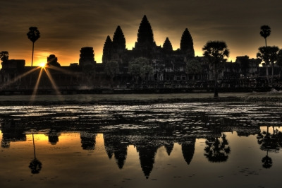 Graybit - RTW Travel Cambodia Angkor Wat J Frasse