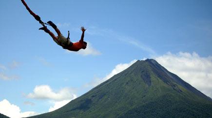 Graybit -  RTW Travel - Bungee-Jumping Aspen Adventures