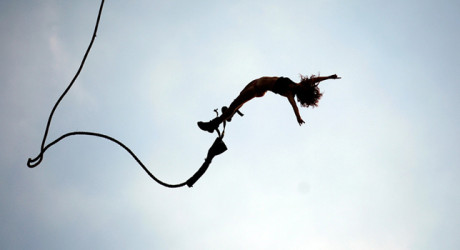 The Worlds 5 Best Bungee Jumps