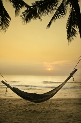 Graybit - RTW Travel - Beach Hammock Winnond