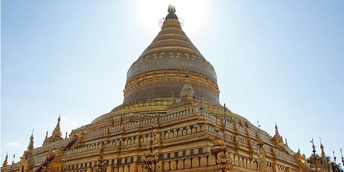 Myanmar, The Golden Land