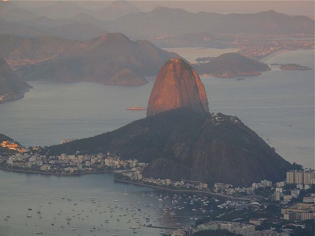 Graybit www.graybit.com - World travel blog family holiday vacation website - The Sugarloaf Mountain Iconic Symbols of Brazil