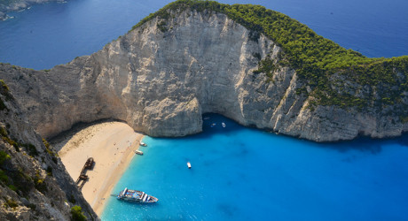 Welcome to the Greek Island of Zakynthos
