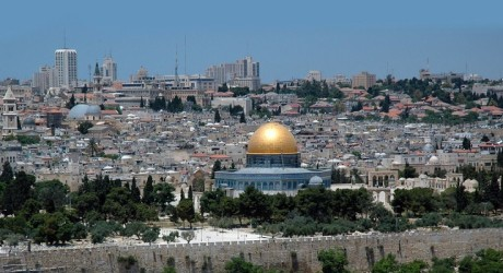 Top 5 Sacred Places in the Holy Land of Jerusalem