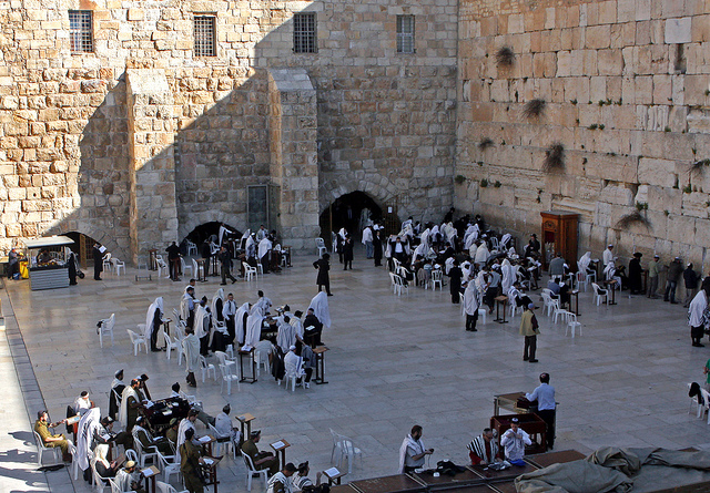 Graybit Around the World RTW -Travel family vacation fun stuff to do - the western wall jerusalem