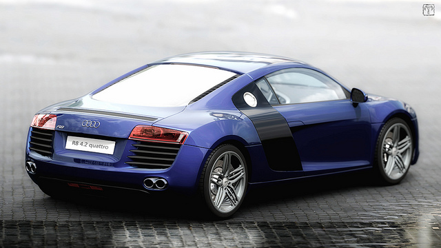 Graybit www.graybit.com - World travel blog family holiday vacation website - Audi R8 Best Cars for Your European Road Trip