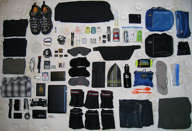 Packing a Travel Health Kit
