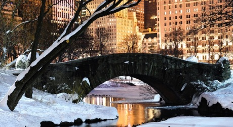 Spectacular Winter Cities
