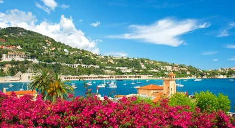 Three Family Attractions around Nice, France