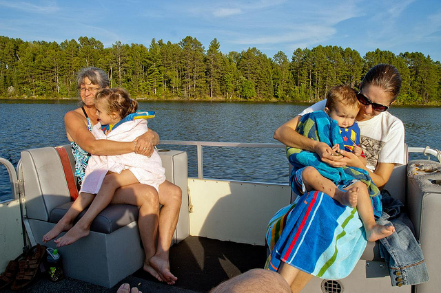 family boat trip 2