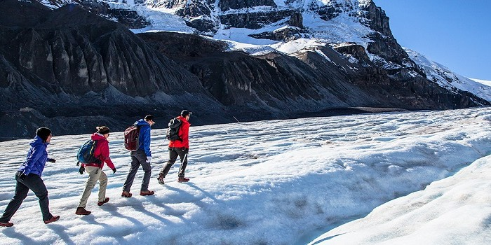 Hike it Before it's Gone: The Columbia Icefield