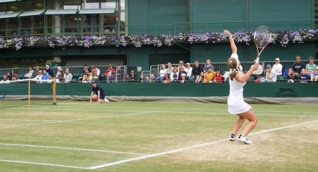 Travel to London and watch the Tennis Wimbledon Championship