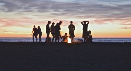 8 Beach Camping Activities You Can Do At Night