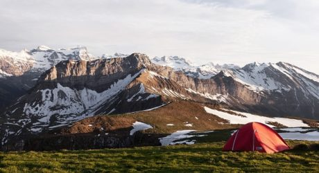 Could Camping be the PERFECT Couples Holiday?
