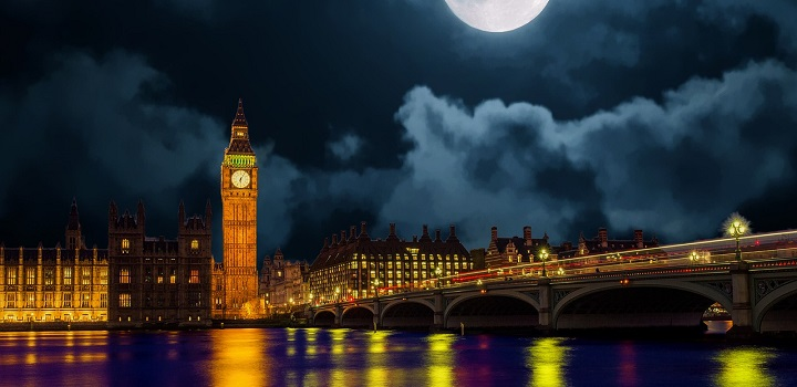 Top 5 Places To Visit In The UK