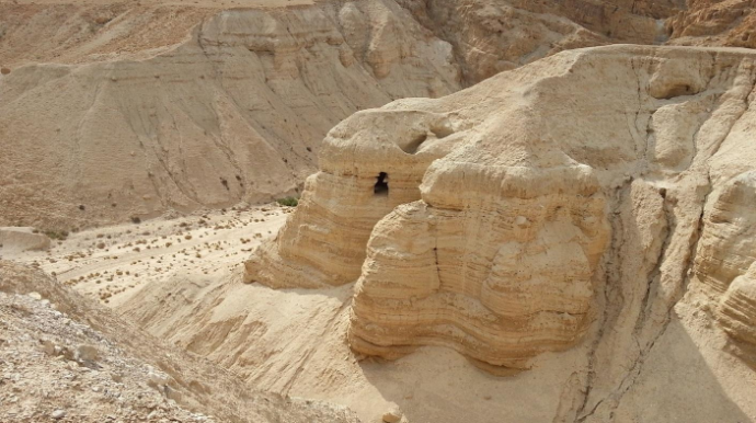 The Qumran Caves and Their Role in History – and How You Can See Them in Full Colour