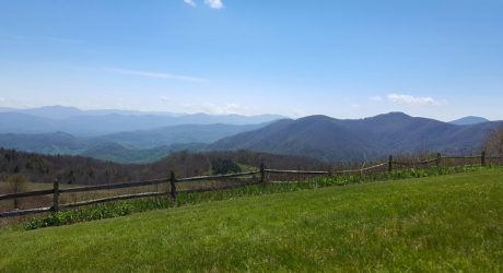 Experience nature in Maggie Valley